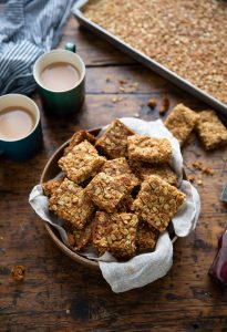 Traditional South African crunchie recipe