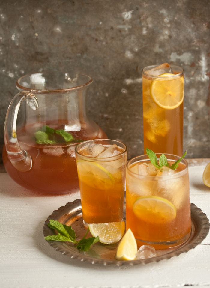Nothing quite beats a refreshing glass of icy cold iced tea in summer.