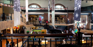 v and a market on the wharf, waterfront, cape town