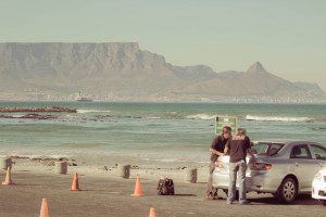 behind the scenes of a toyota carolla tv ad