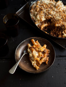 bolognese mac and cheese
