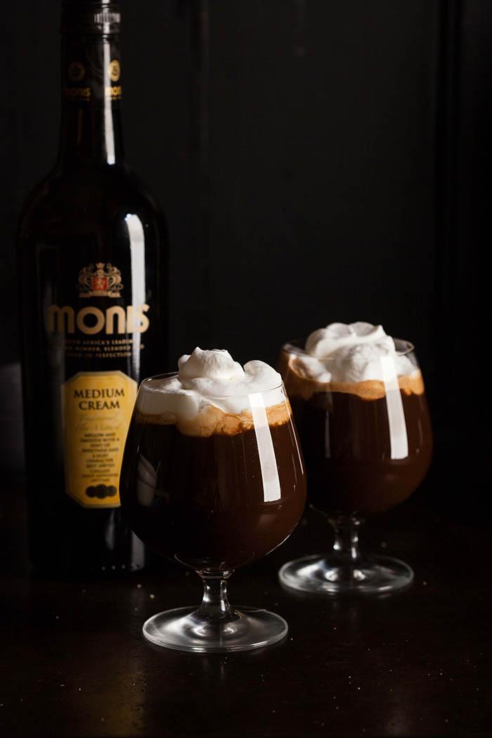 A sherry dom pedro
