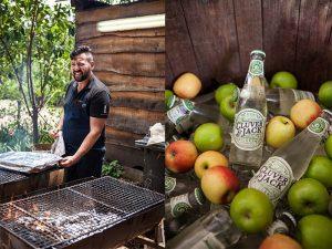 Cluver & Jack cider launch