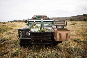 game drive at Gondwana Game Reserve
