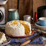 Orange cake with orange buttercrem from Sweet - By Sam Linsell