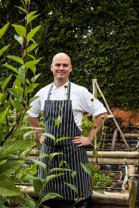 Michael Deg, Executive chef, Delaire Graff Restaurant