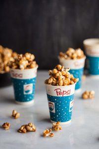 spicy caramel popcorn recipe