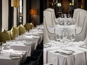 The Restaurant at Grande Provence, Franschhoek