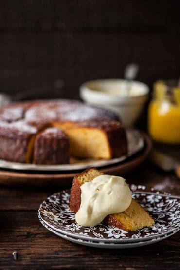 Nigellas clementine cake recipe