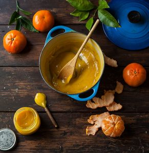 easy clementine curd recipe