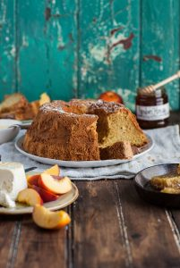 olive oil chiffon cake