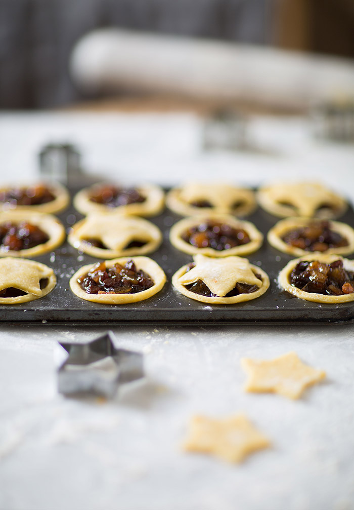 pear mince pies