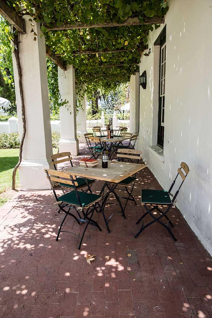 Vergenoegd Wine Estate, Stellenbosch