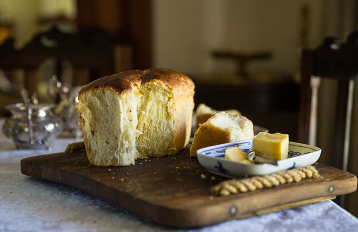 Mosbolletjie bread, a tradiitional South African heritage recipe