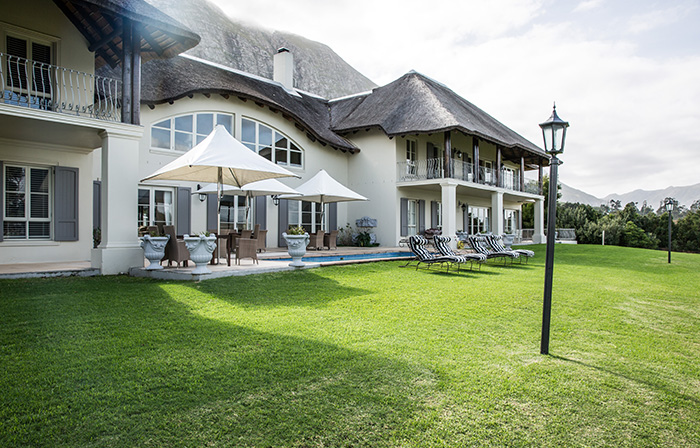 The Thatch House in Hermanus