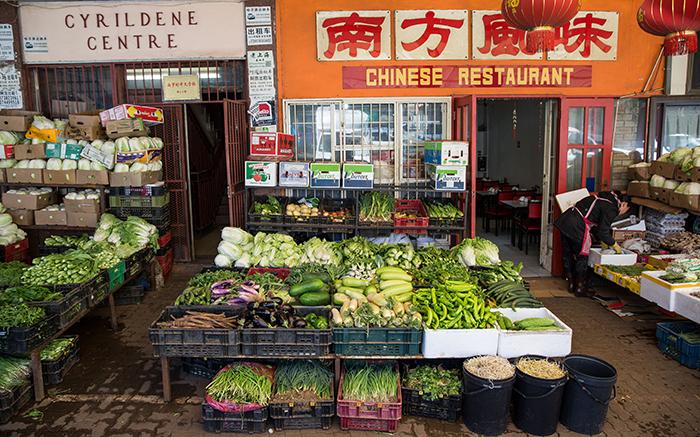 China Town, Cyrildene, Johannesburg