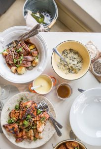 Bertus Basson at the Spice Route