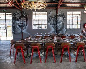 Urbanologi, Johannesburg