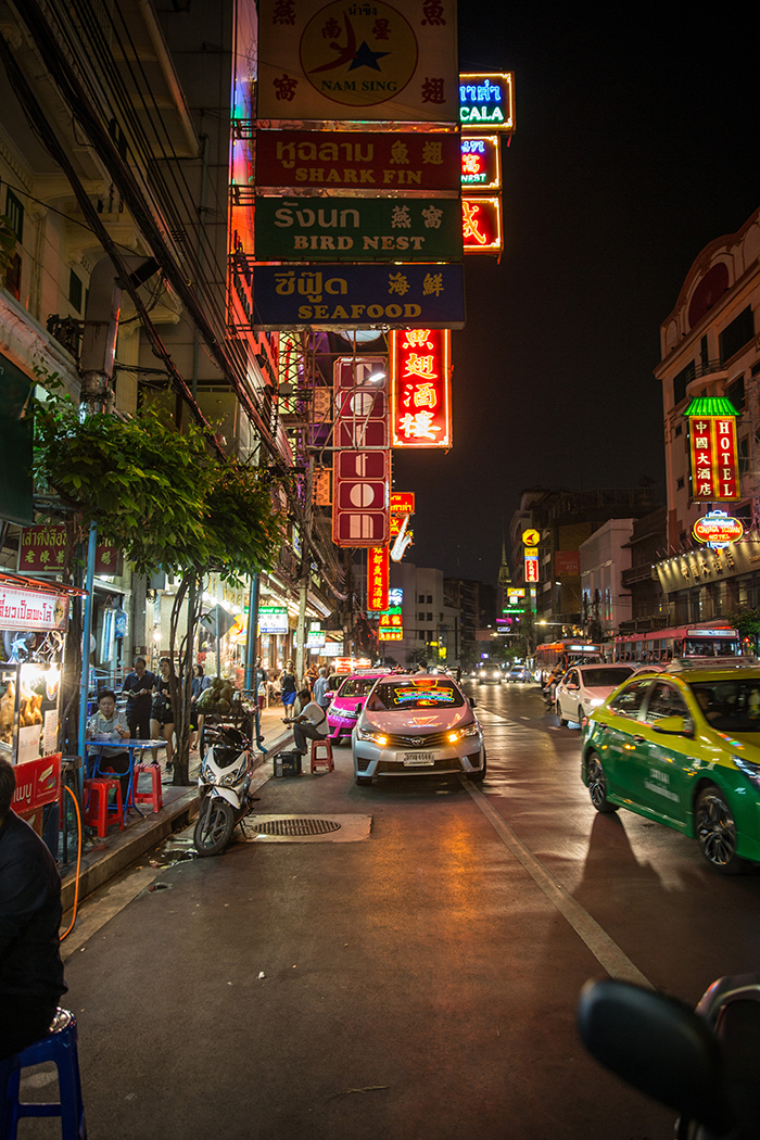 China Town, Bangkok, Thailand
