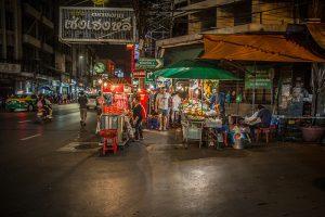 China Town,Bangkok, Thailand