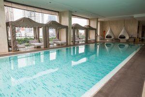 Oriental Residence,Bangkok, Thailand