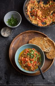 how to make menemen the most delicious turkish scrambled eggs