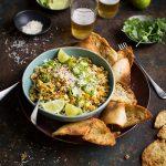 Esquites - the living best mexican corn salad