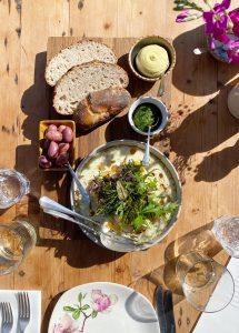The Table at De Meye, Stellenbosch, Cape Town