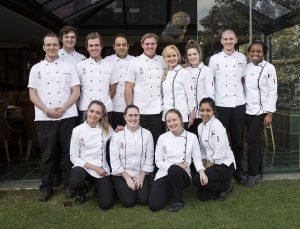 Class of 2017, Jackie Cameron School of Food & Wine