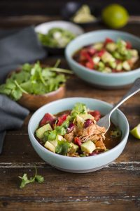10 minute mexican chicken in a pressure cooker