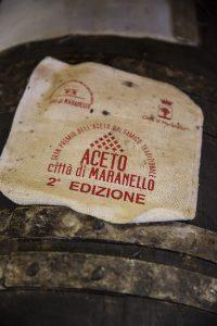 Balsamic vinegar production, Modena