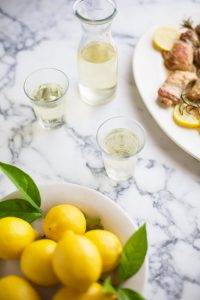 Quick & easy lemon chicken thighs