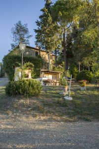 Two days at Al Gelso Bianco in Tuscany