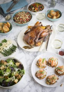 How to make Duck à l'Orange and a Christmas feast