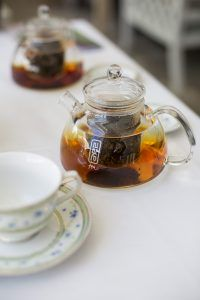 Tea at the Belmond Mount Nelson