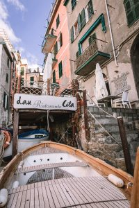 Riomaggiore, Tinque Terra, Italy