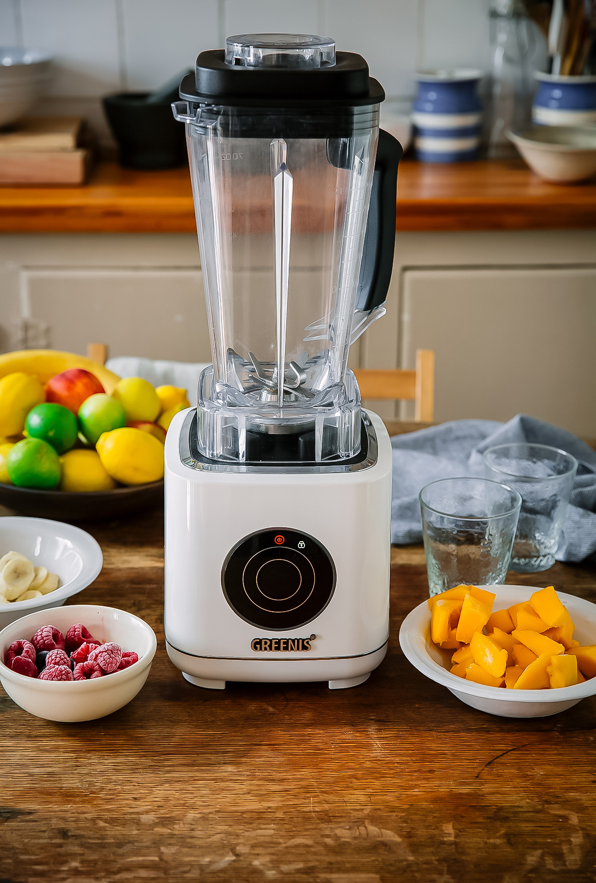 The Greenis smart power blender
