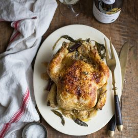 I test out the famous Jamie Olivers chicken in milk recipe