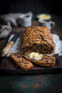 Earl Grey tea fruit loaf by Mary Berry