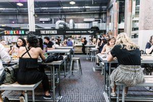 Visit the Foodhallen in Amsterdam
