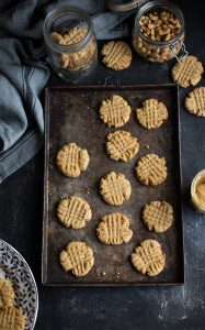 The best cashew nut butter cookie