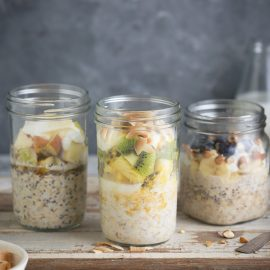 How to make delicious overnight oats