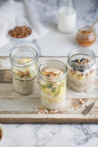 How to make delicious overnight oats & three recipes