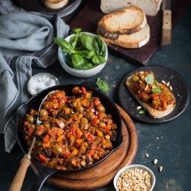A very delicious caponata recipe