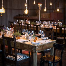 Bartholomeus Klip Spring pop-up dinner