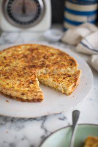The most delicious cheese & onion quiche recipe