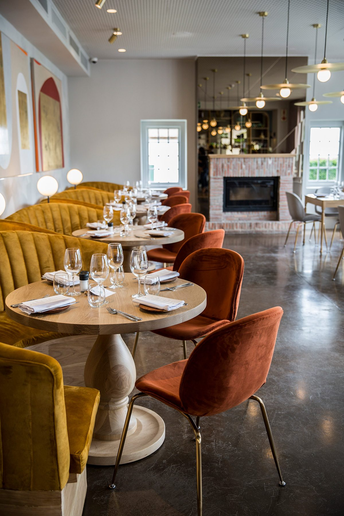 Tryn Restaurant opens at Steenberg Estate in Constantia, Cape Town