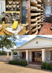Dalewood Fromage Cheesery shop