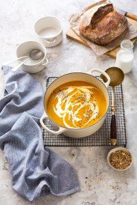 My best butternut soup recipe