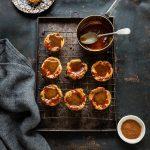 Easy custard tarts with cinnamon & orange recipe